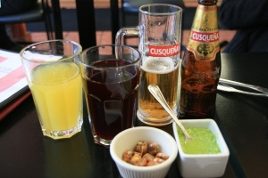 Beverages from Las Americas Restaurant
