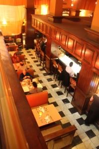 Millennium Restaurant interior