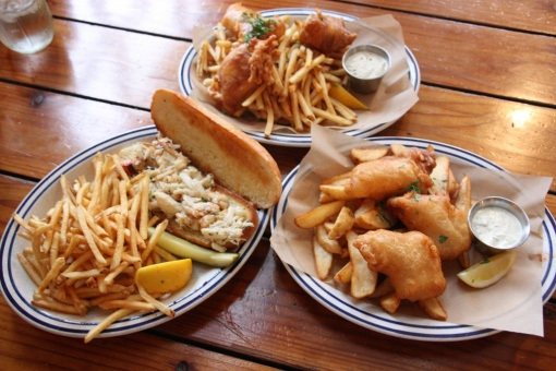 Fish. Food
