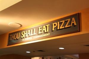 Commandment.