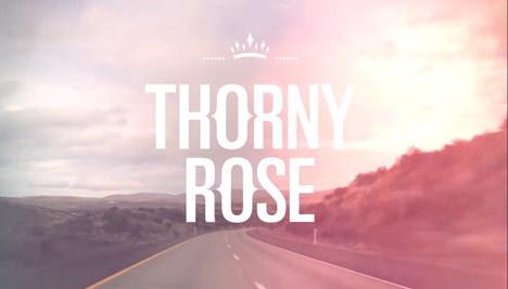 thorny rose logo