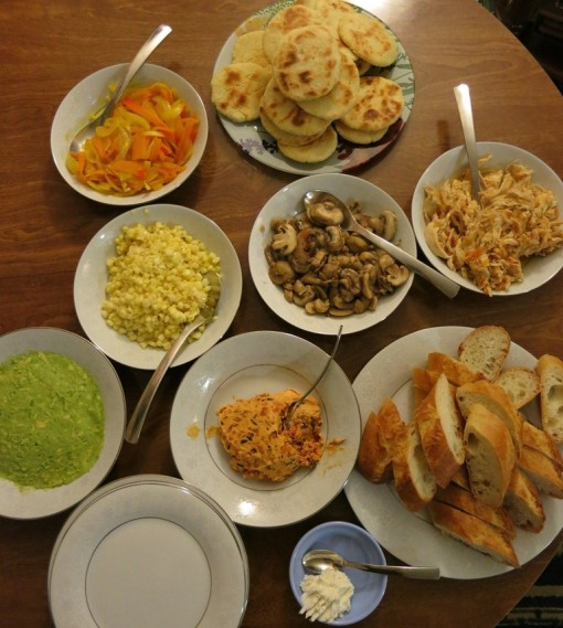 Colombian Feast