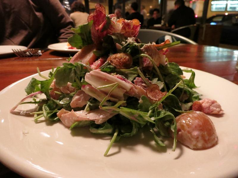 Roasted Beets (salad)