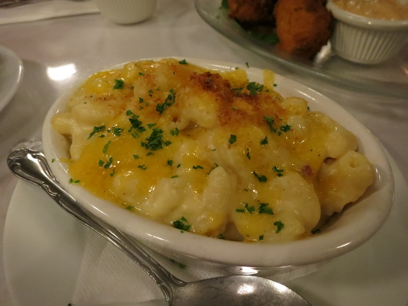 Mac & Cheese $5
