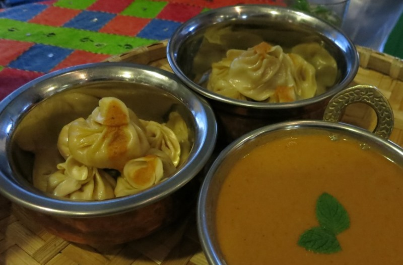 Bini's Kitchen - Momos