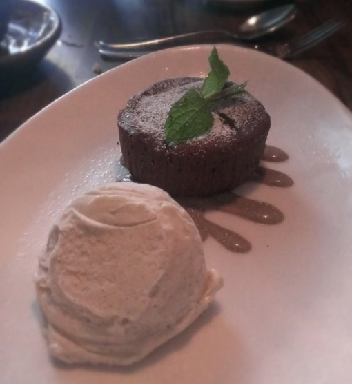 Chocolate Fondant -- Amazing