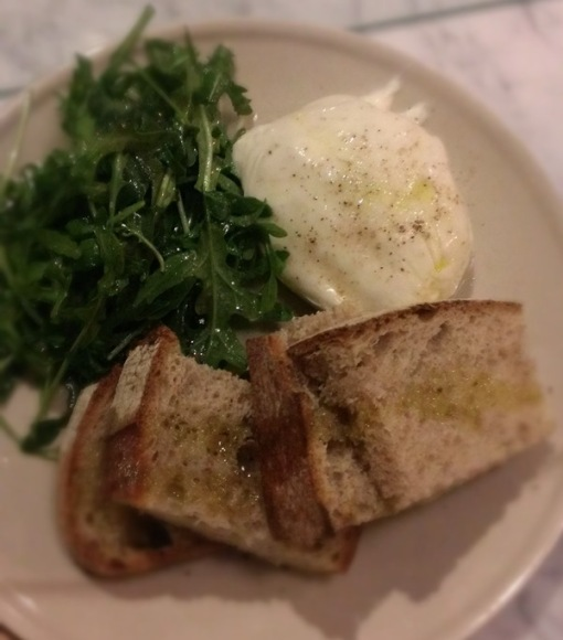 Imported Burrata - $9.75