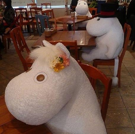 stuffed animal restaurant 3
