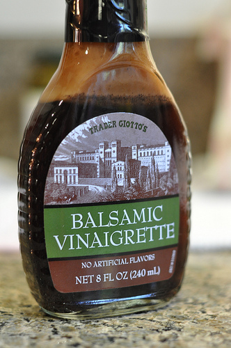 Trader Joe's Balsamic Vinaigrette Salad Dressing