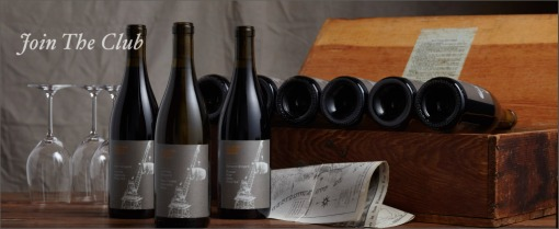 Bluxome Street Winery 53B Wine Club - $200 or $250 for 6 bottles. Shipments 3 times per year.