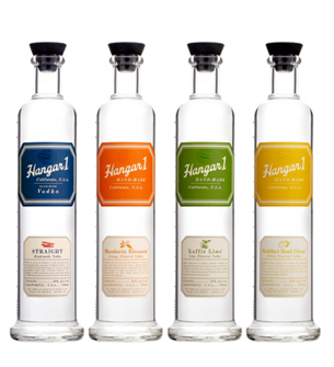 Hangar 1 Vodka - $35 (four flavors)