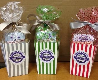 Hudson River Popcorn Holiday Mix & Match - $21