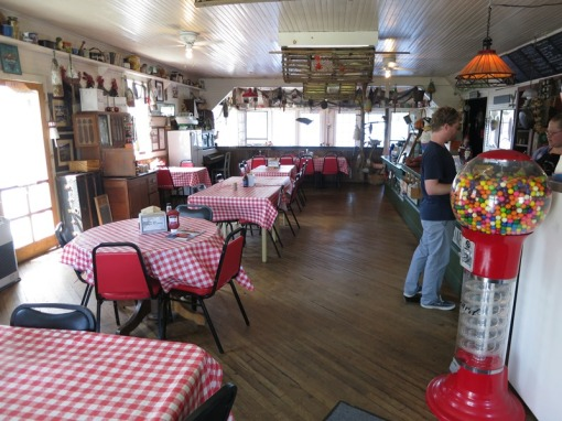 The Harbor Gawker Restaurant, Vinalhaven, ME