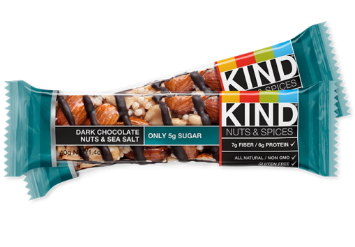 Kind Bars - Typically ~$2/bar