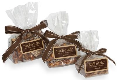 Toffee Talk Cello Bag - Starting at $6